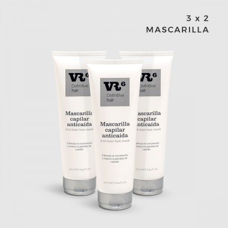 Mascarilla Capilar anticaída VR6