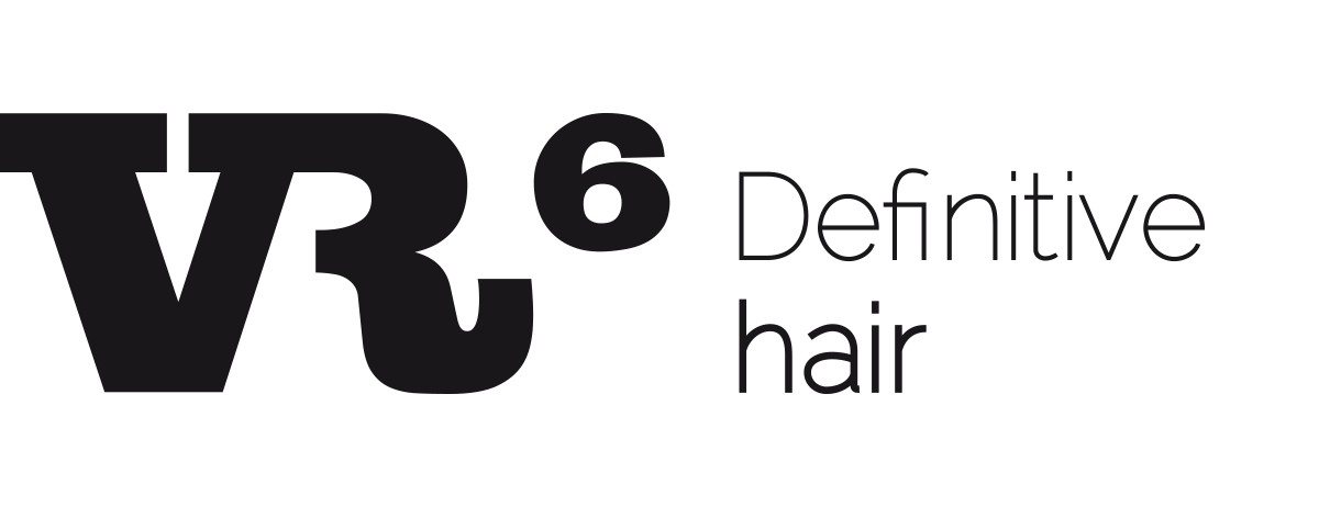 Vr6 Definitive Hair logo